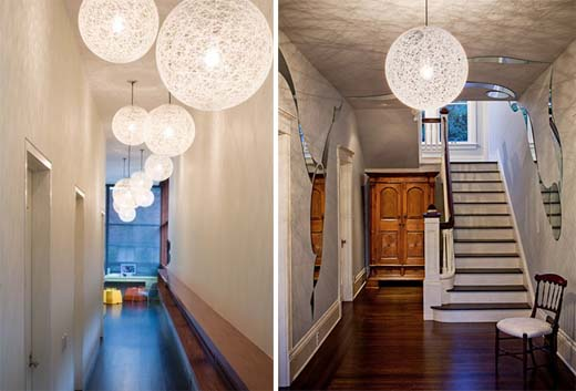 Ceiling Lamps For Hallways : Ceiling lights hallway designing your hall with light