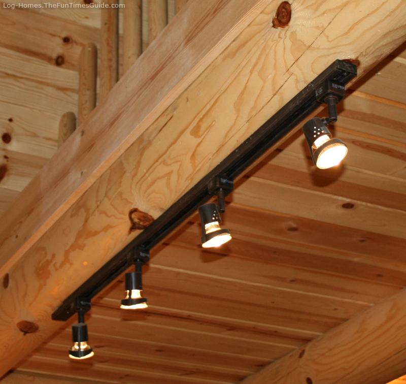 ceiling lights hallway photo - 9