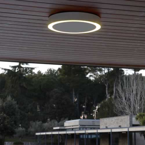 ceiling lights outdoor photo - 1