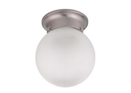 ceiling mount bathroom light photo - 7