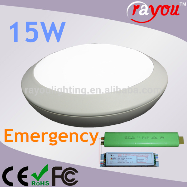 ceiling mounted emergency light photo - 6