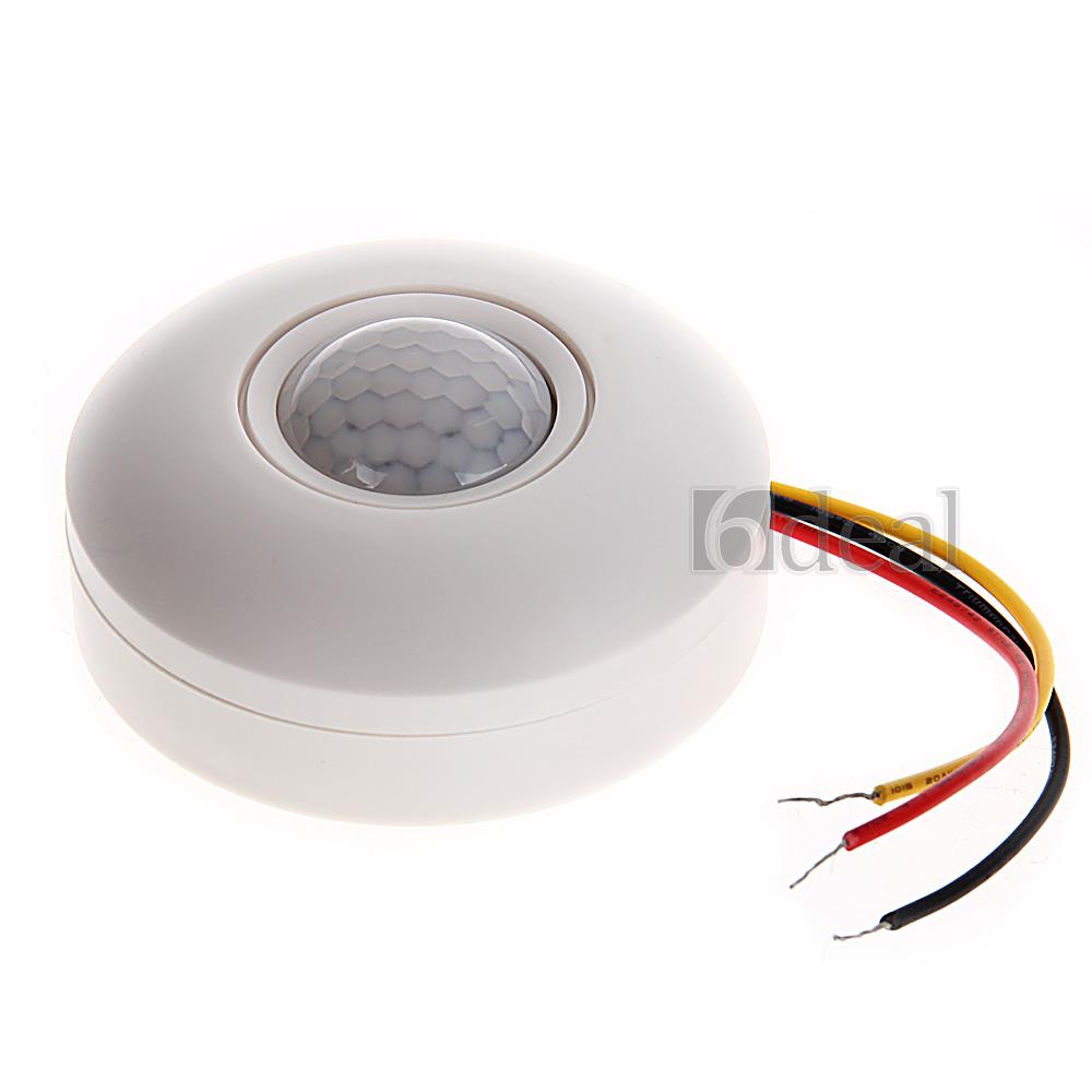 ceiling sensor light switch photo - 2