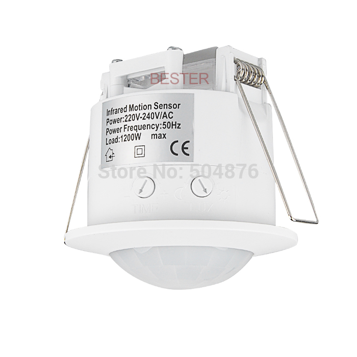 ceiling sensor light switch photo - 7
