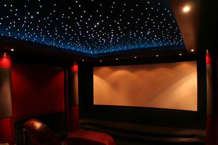 The Typical Applications Of Ceiling Star Lights Warisan Lighting - Star lights in bedroom