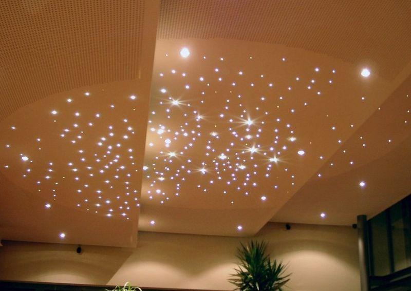 ceiling star lights photo - 10