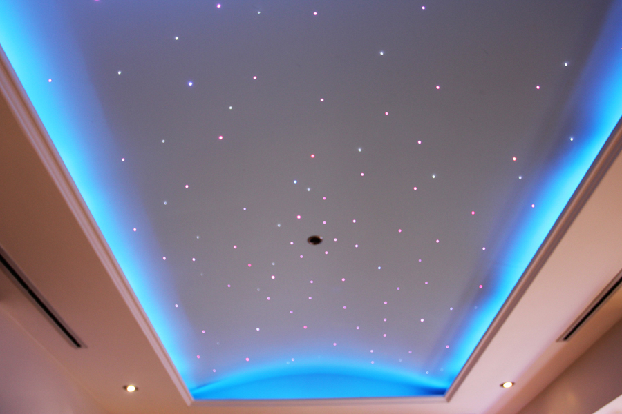 The Typical Applications Of Ceiling Star Lights Warisan