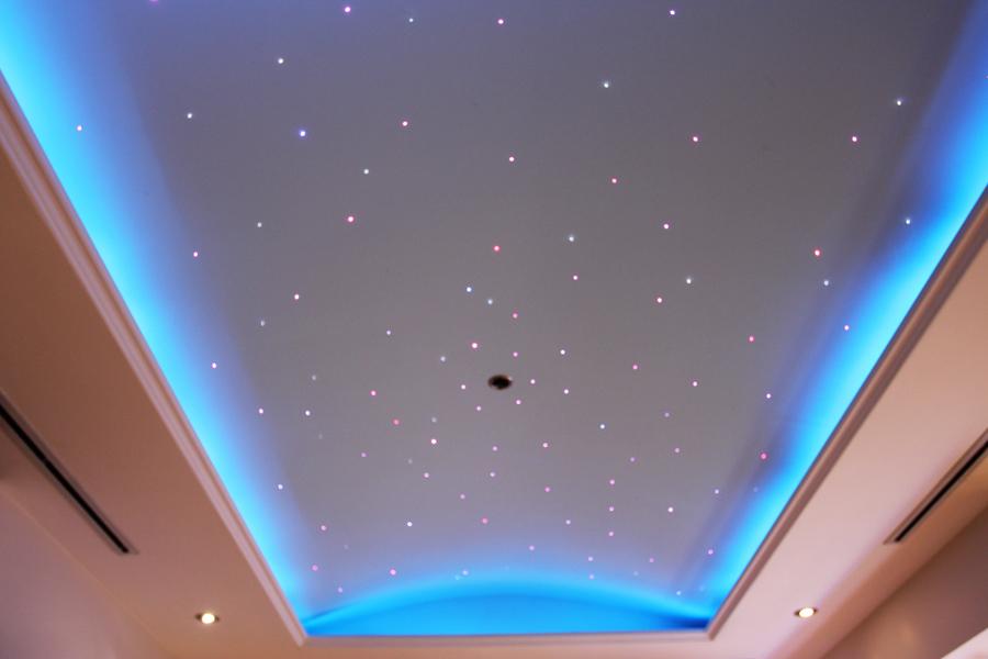 ceiling star lights photo - 3