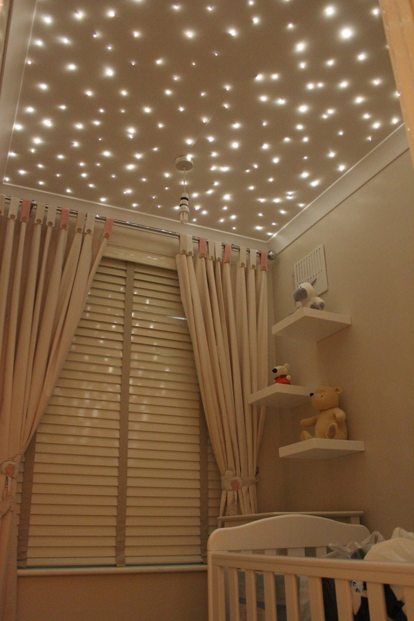 ceiling star lights photo - 4