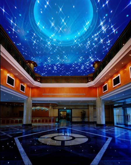 ceiling star lights fiber optic photo - 2