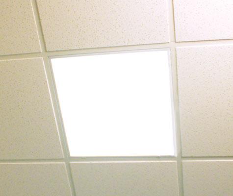 ceiling tiles lights photo - 7