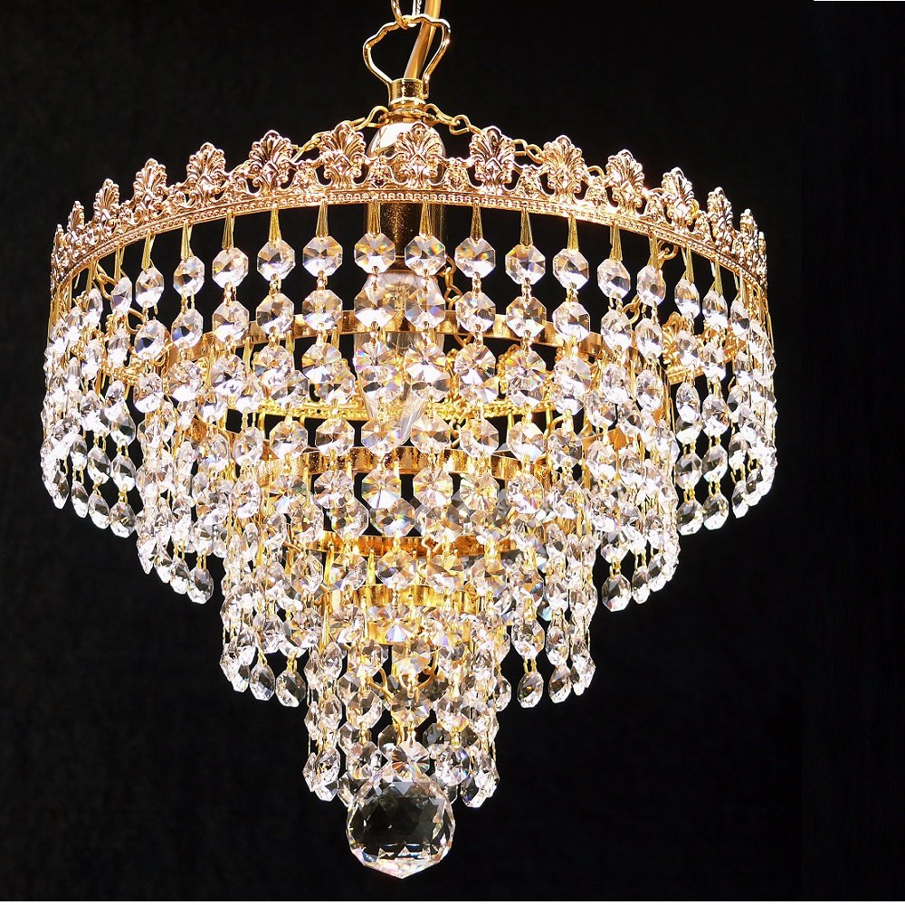 Crystal Chandelier Lighting Fixtures Images Home