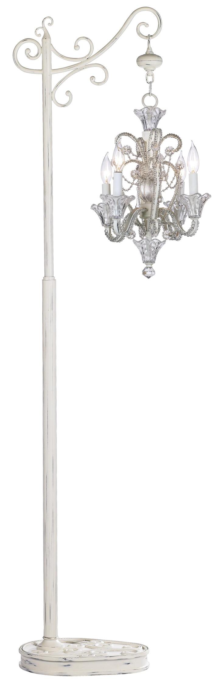 chandelier floor lamps photo - 10