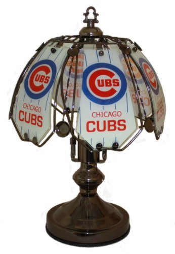 chicago cubs lamp photo - 2