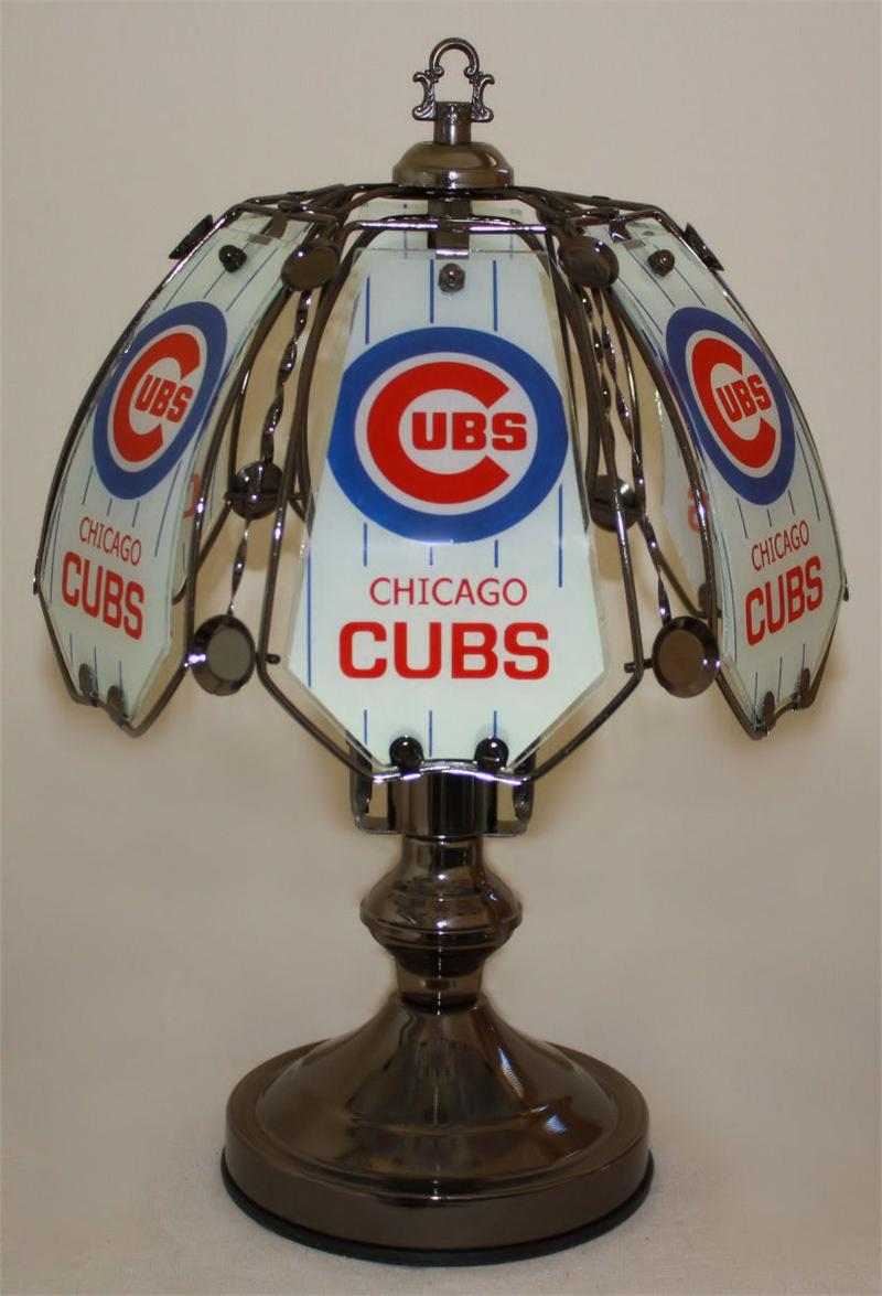 Choose Chicago Cubs Lamp To Have A Quality Light Warisan