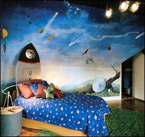childrens bedroom ceiling lights photo - 8