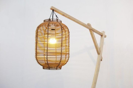 chinese lantern lamp photo - 4