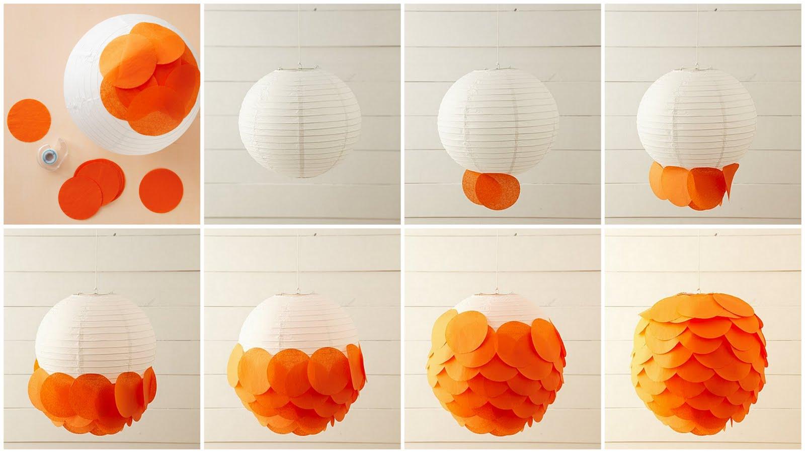 chinese lantern lamp photo - 5