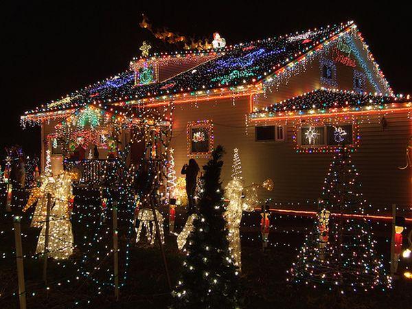 christmas light outdoor ideas photo - 10