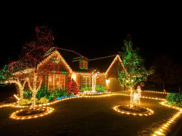 christmas light outdoor ideas photo - 2