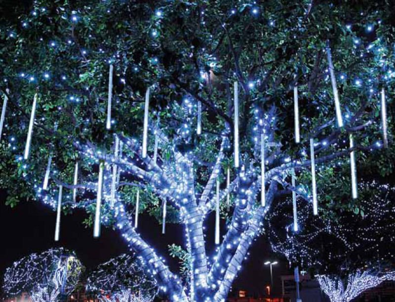 christmas lights outdoor trees warisan lighting. Christmas Lights Outdoor Led Photo - 5 Trees Warisan Lighting