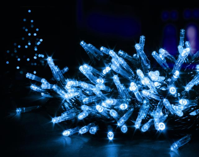christmas lights outdoor led photo - 7