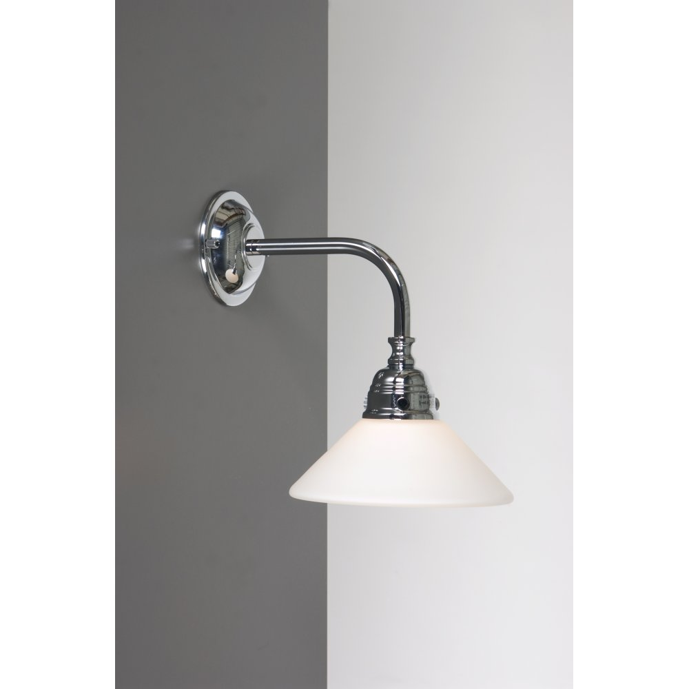 10 adventiges of Chrome bathroom wall lights | Warisan Lighting