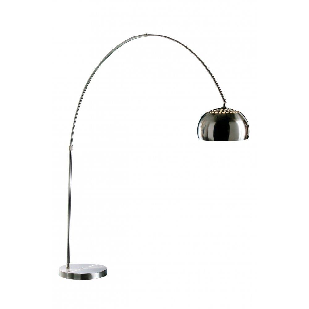 chrome floor lamps photo - 2