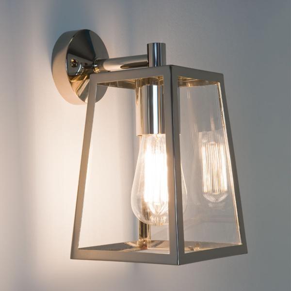 chrome outdoor lighting photo - 4
