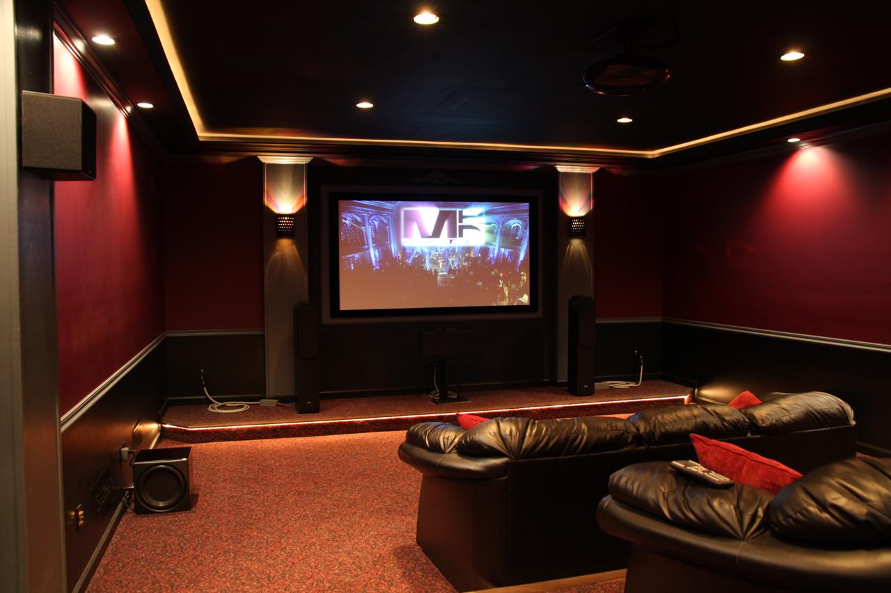 cinema wall lights photo - 4