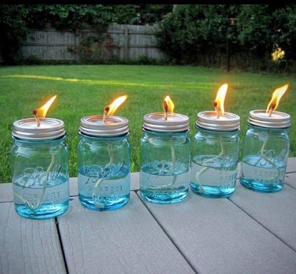 citronella oil lamps photo - 6