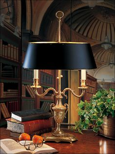 classic table lamps photo - 1