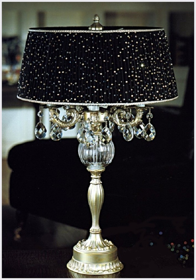 classic table lamps photo - 7