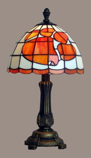 clemson lamp photo - 2