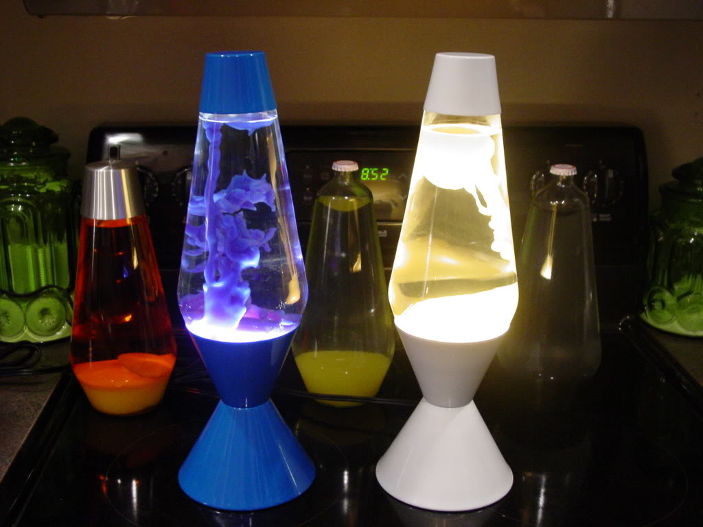 High Quality Cloudy Lava Lamp Photo   3