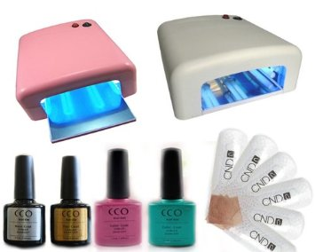 cnd uv lamp photo - 10