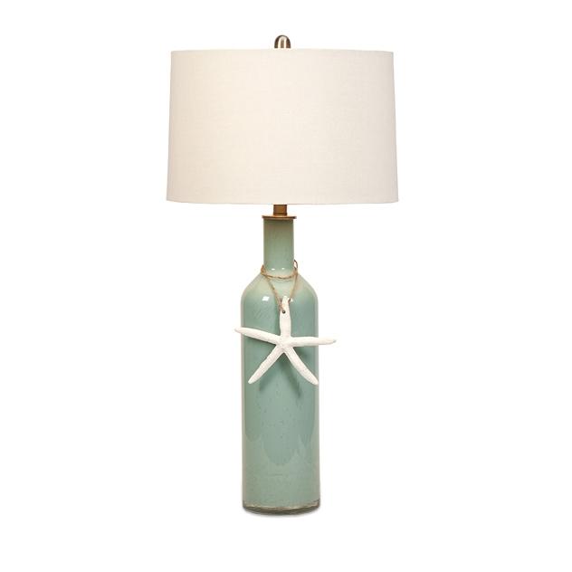 coastal table lamps photo - 1