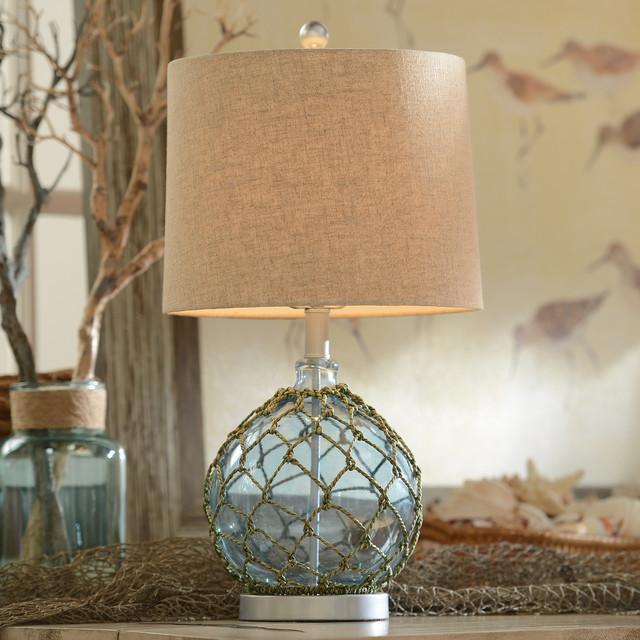 coastal table lamps photo - 2
