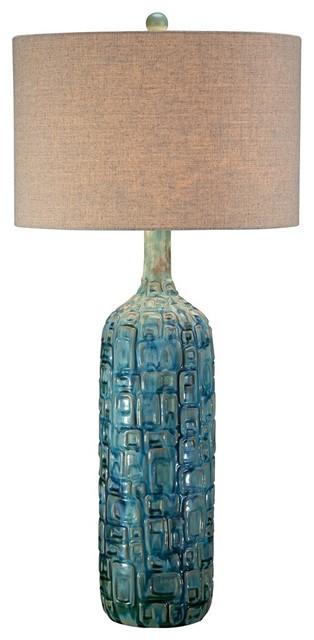 coastal table lamps photo - 8