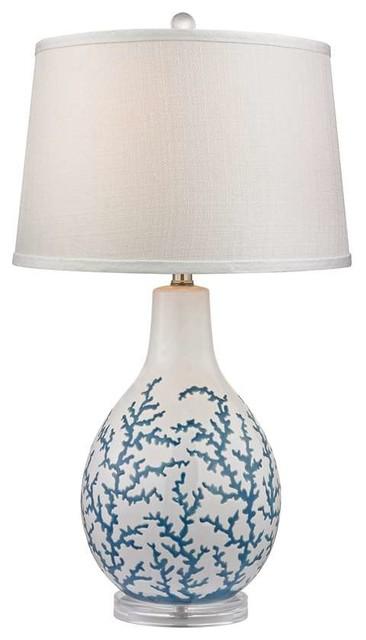 coastal table lamps photo - 9