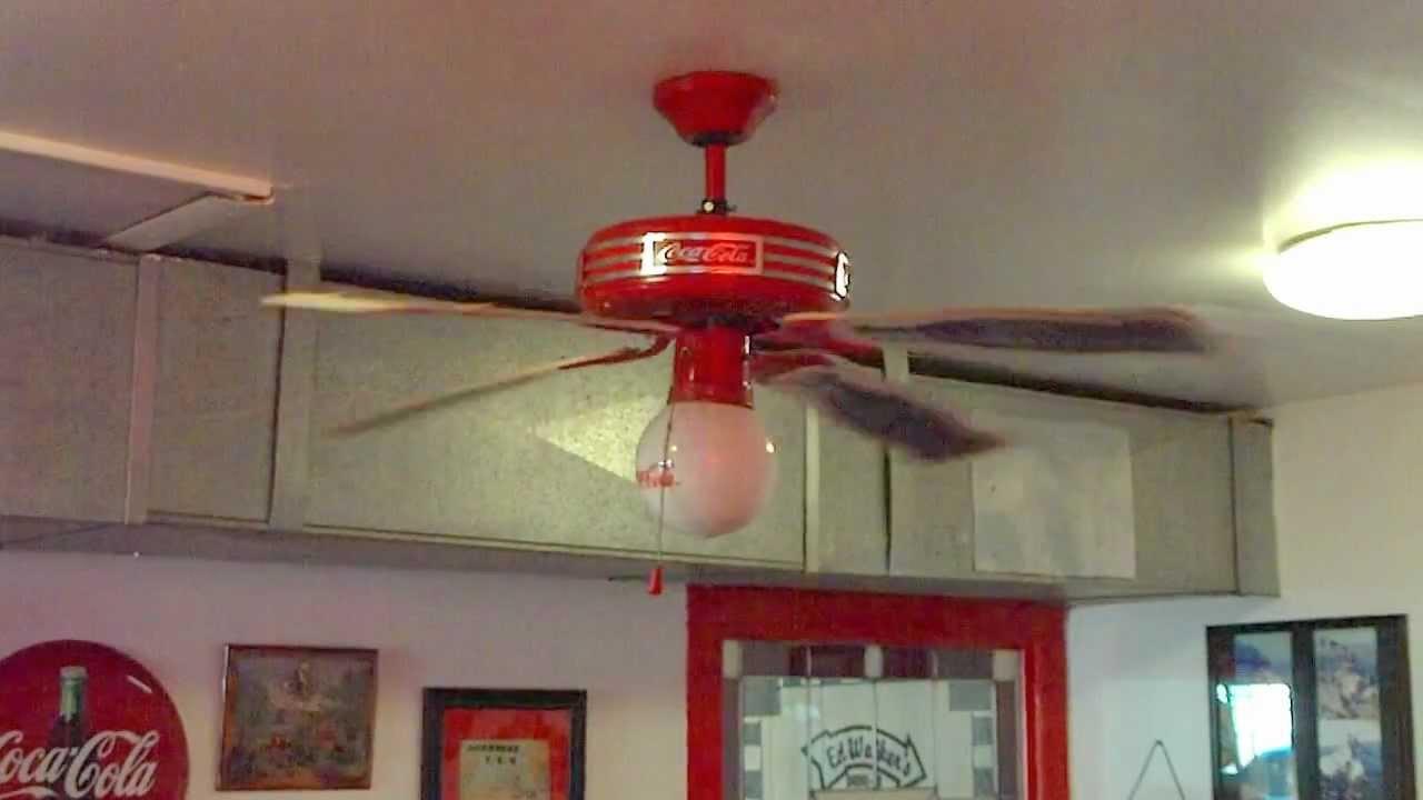 coca cola ceiling fans photo - 1