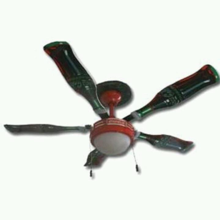 coca cola ceiling fans photo - 2