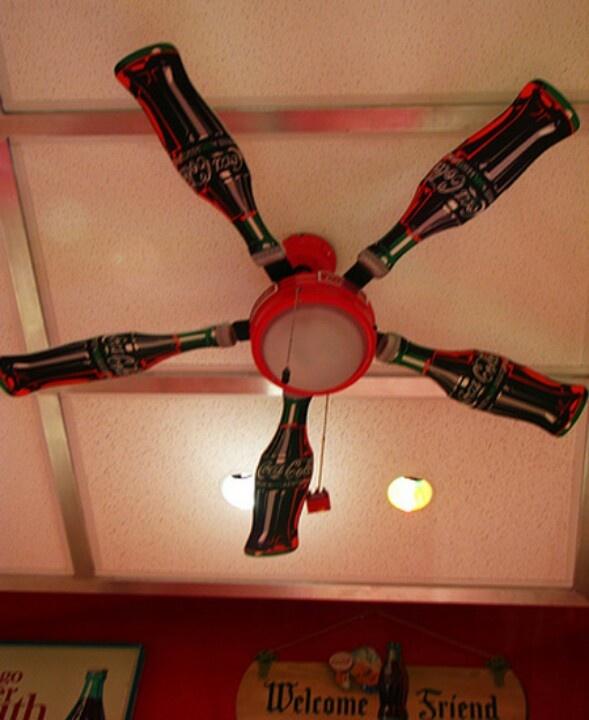 coca cola ceiling fans photo - 4