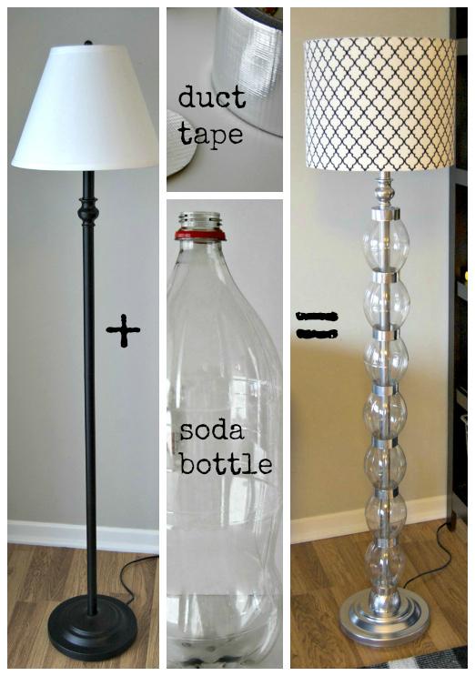 coke bottle lamp photo - 5