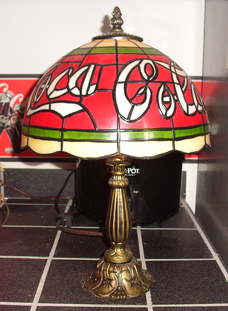 coke lamp photo - 2