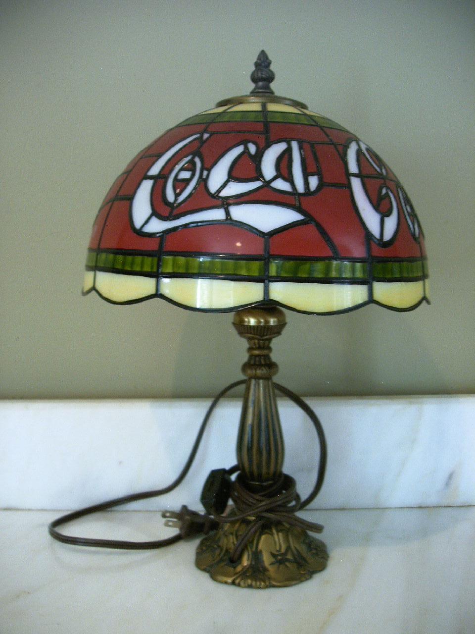 coke lamp photo - 3