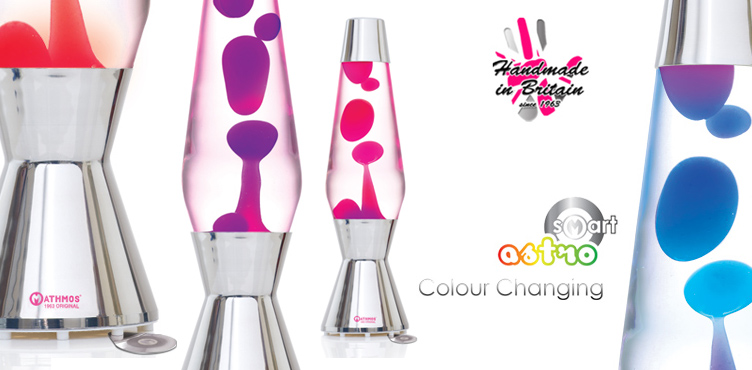 color changing lava lamp photo - 1