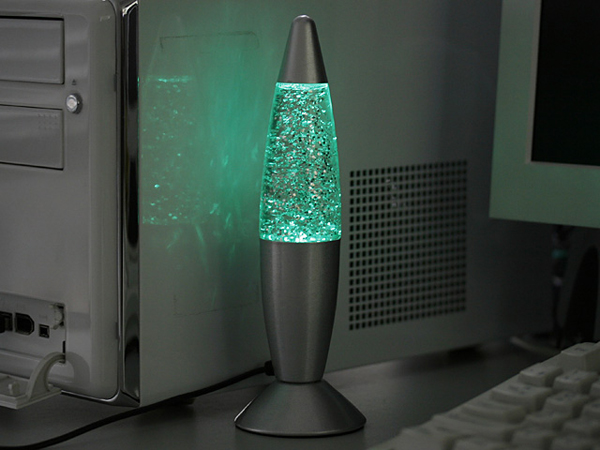 color changing lava lamp photo - 8