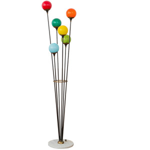 Colored Floor Lamps: colored floor lamps photo - 10,Lighting