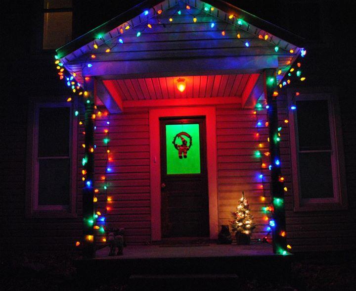 c7 led multi color christmas lights