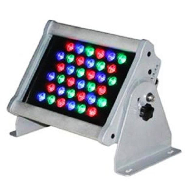 Coloured exterior flood lights : Colored outdoor flood lights warisan lighting